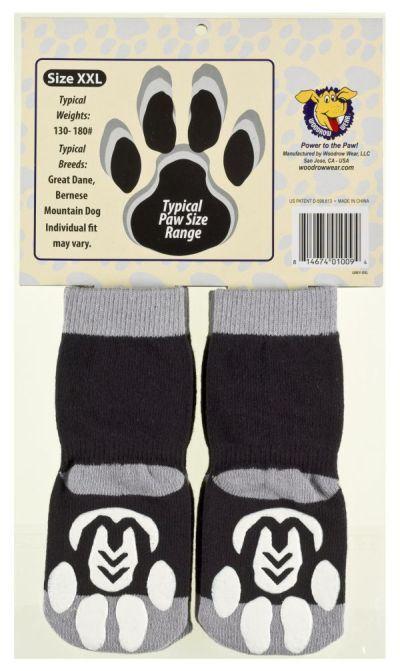 Power Paws Dog Socks - Regular
