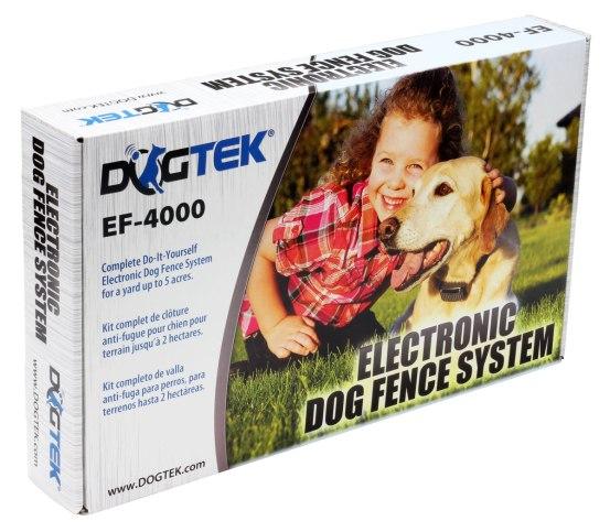 DogTek EF-4000 Electronic Dog Fence