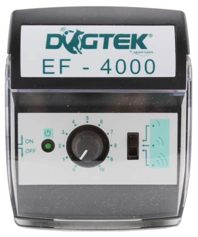 DogTek Transmitter for EF-4000 Electronic Dog Fence