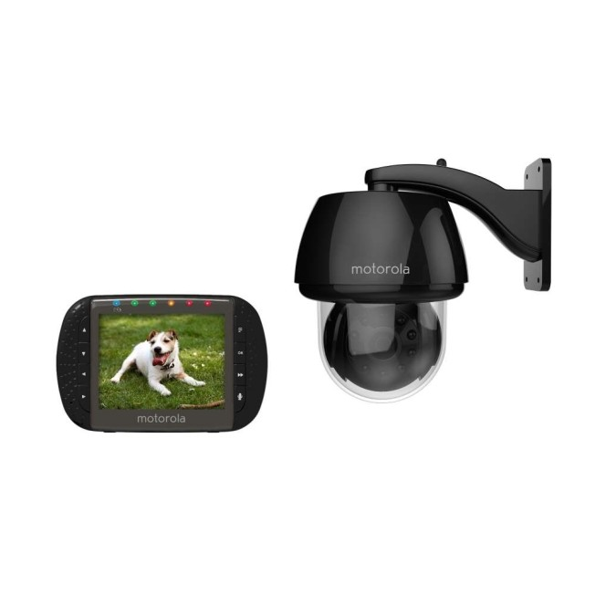 Motorola Scout 1100 Outdoor Pet Video Monitor