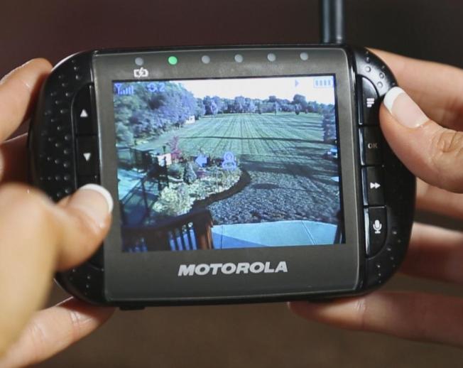 Motorola Scout 1100 Pet Video Monitor
