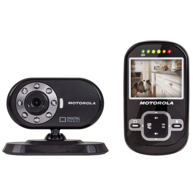 Motorola Scout 600 Indoor Pet Monitor System