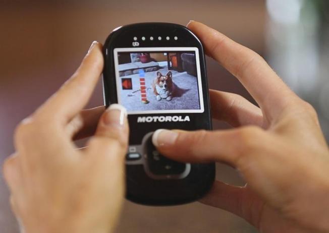 Motorola Scout 600 Pet Monitor System