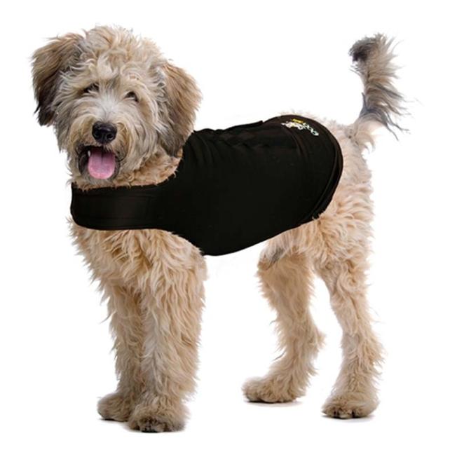 Zendog-Calming-Compression-Shirt-Black