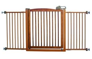 Richell One-Touch 150 Pet Gate - Autumn Matte (94134)