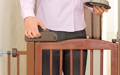 Richell One-Touch Gate Door Handle