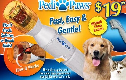 PediPaws Dog Nail Trimmer