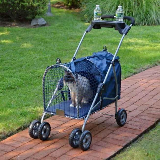 Kittywalk 5th Ave Pet Stroller