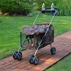 Kittywalk Royale Classic Pet Stroller