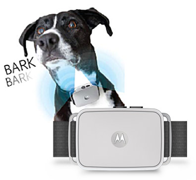 Motorola BARK200U No Bark Collar