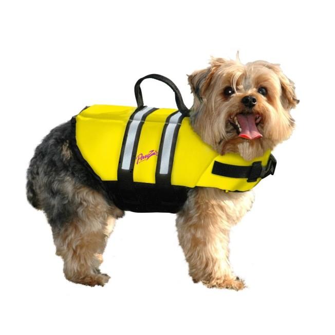 Paws Aboard Nylon Dog Life Jacket