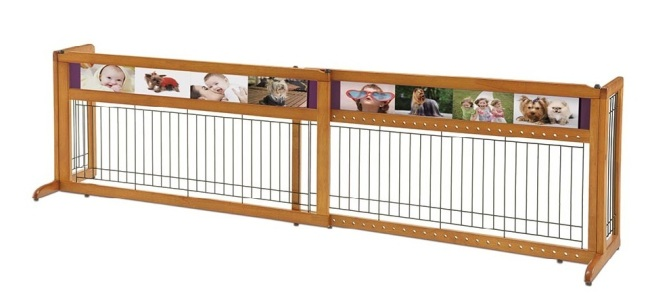 r94972-Richell-Picture-It-Here-Freestanding-Pet-Gate-cr