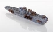 BioBubble Sunken U-Boat