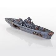 BioBubble Sunken Battleship