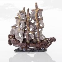 BioBubble Small Mystery Pirate Ship