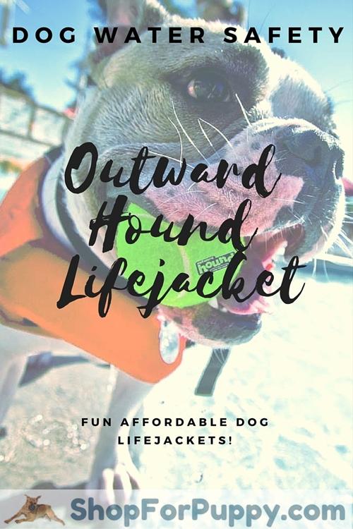 Outward Hound Dog Lifejacket